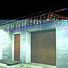Гирлянда бахрома уличная (наружная) Springos 20 м 500 LED CL503 Mix, фото 2
