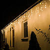 Гирлянда бахрома уличная (наружная) Springos 12 м 300 LED CL301 Warm White, фото 2