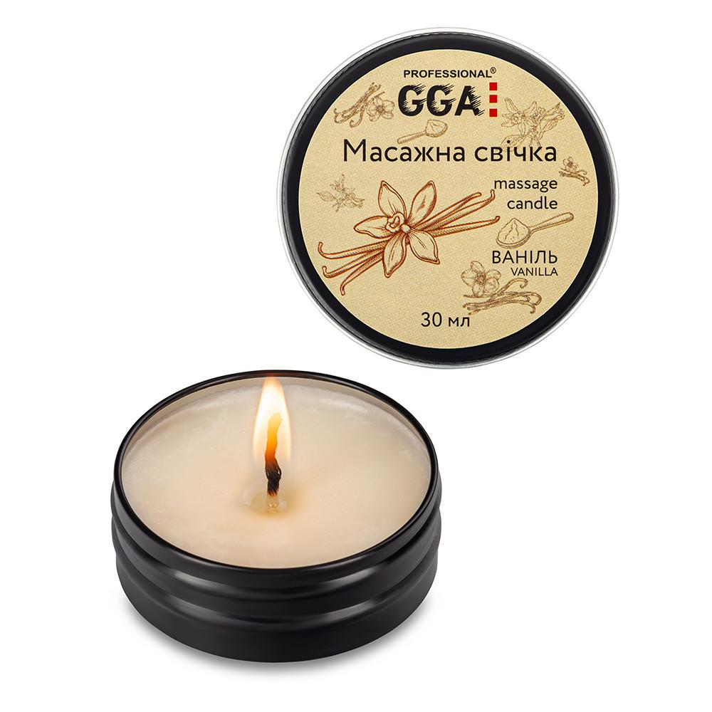 Массажная свеча GGA Professional Ваниль