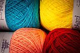 Пряжа демісезонна Vivchari Demi-Season, Color No.774 помаранчевий, фото 7