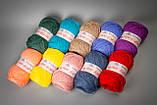 Пряжа демісезонна Vivchari Demi-Season, Color No.774 помаранчевий, фото 9