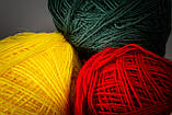Пряжа демисезонная Vivchari Demi-Season, Color No.775 весенний луг, фото 3