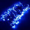 Гирлянда бахрома уличная (наружная) Springos 3 x 3 м 306 LED Pilot CL4002 Blue, фото 2