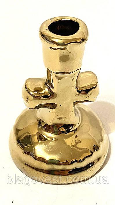Керамічний свічник булат пішак 6 см