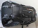 Рюкзак туристичний Free Knight Сіро-чорний (Free Knight 35), фото 4