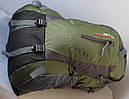 Рюкзак туристический Free Knight Зеленый (Free Knight 35 Green), фото 3