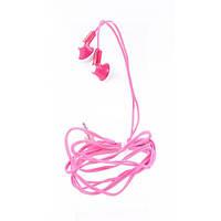 Вакуумные наушники Panasonic RP-HJE118 Pink , гарнитура