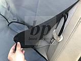 Майки (чехлы / накидки) на сиденья (автоткань) Nissan Cube Z12 (ниссан куб 2008+), фото 10