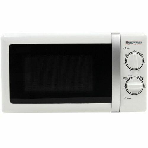 Микроволновая печь Grunhelm 20MX79-L белая 20л 800 Вт