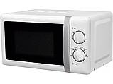 Микроволновая печь Grunhelm 20MX79-L белая 20л 800 Вт, фото 2