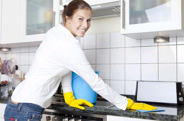 Моющие средства для уборки кухни