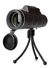 Монокуляр MHZ 2675-6 50х60 з кліпсою для телефону (008050)