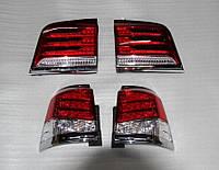 Диодные стопы на Lexus LX570 (2007-2012)