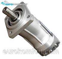 Гидромотор 410.56-01.02 (шпоночный вал d=30, реверс) аксиально-поршневой