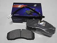 Тормозные колодки передние Iveco Unijet