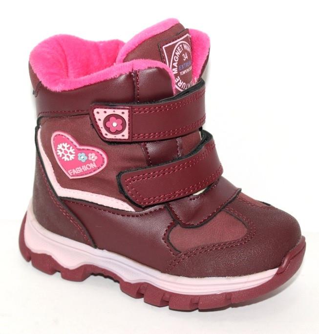 Зимние Ботинки для Девочки (24, 27, 28)