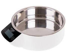 Весы кухонные Adler AD 3166 на 5 кг Белый (010955)