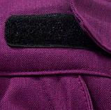 """Термокомбинезон TOPOLINO - это самый тёплый из всего модельного ряда """"норвежкий рисунок-фиолет"""", фото 10"""