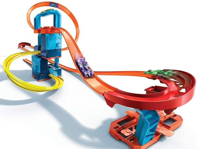 Набор Hot Wheels Track Builder Unlimited Ultra Stackable