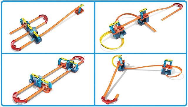 Трек Hot Wheels Комплект ультра ускорителей