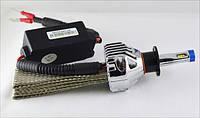 Первые тесты светодиодных ламп  G9X в головном свете