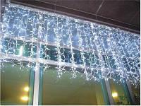Новогодняя Гирлянда-Водоспад на 300 светодиодов 3*1м.