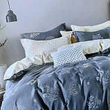 Постельное белье Полуторный размер, простынь на резинке 150х220  Фланель., фото 3