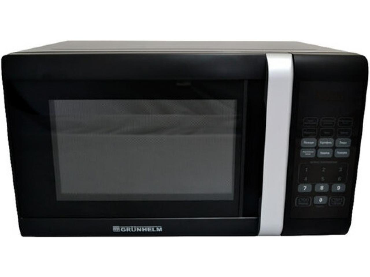 Микроволновая печь Grunhelm 23MX823-B 23л 800 Вт черная
