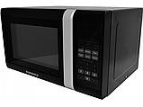Микроволновая печь Grunhelm 23MX823-B 23л 800 Вт черная, фото 3