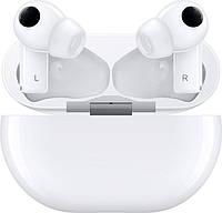 Беспроводные Bluetooth Наушники Huawei FreeBuds Pro (Ceramic White / Carbon Black)