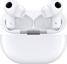 Беспроводные Bluetooth Наушники Huawei FreeBuds Pro (Ceramic White / Carbon Black / Silver Frost)