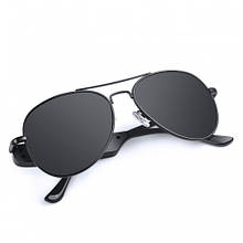 Беспроводная Bluetooth гарнитура очки Gelete A8 4.1 Black (3193-9132a)