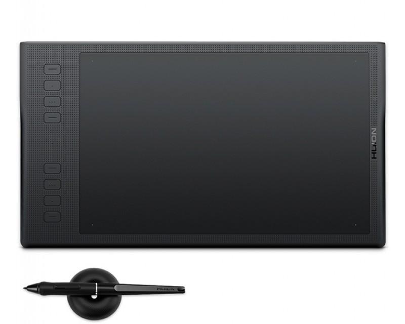 Графічний планшет Huion Inspiroy Q11K V2 з рукавичкою (q11k_v2)