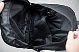 Рюкзак мужской городской OFF WHITE TROFI черный, фото 7