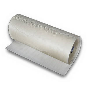 Фізично зшитий спінений поліетилен самоклеїться, 2 мм (білий)