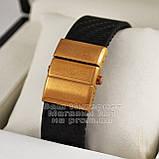 Часы Ulysse Nardin Maxi Marine Diver Chronometer Gold Black реплика механика с автоподзаводом, фото 9
