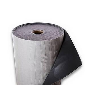 Фізично зшитий спінений поліетилен самоклеїться, 4 мм (темно-сірий)