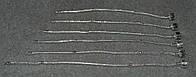 браслет Пандора с серебряным покрытием проба 925 (22 см