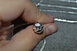 браслет Пандора с серебряным покрытием проба 925 (22 см , фото 6