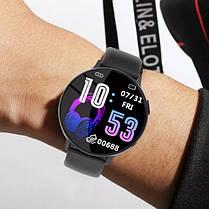 Смарт-часы Smart Watch Bakeey Q16 Bluetooth Black, фото 2