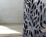 КІТ-ПЕС by smartwood Мискa на подставке | Миска-кормушка металлическая для собак щенков - 1 миска 1700 мл, фото 2