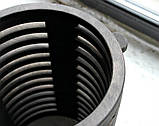 КІТ-ПЕС by smartwood Мискa на подставке | Миска-кормушка металлическая для собак щенков - 1 миска 2800 мл, фото 2