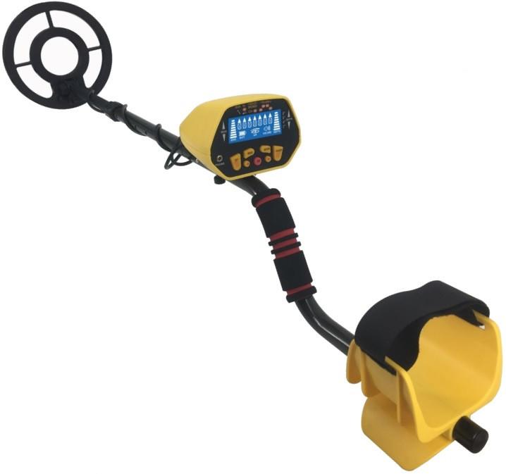 Металошукач Tracker Discovery MD1028 Чорно-жовтий