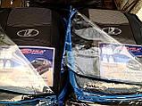 Авто чехлы Lada Priora 2171 / 2172 2007-2011 / 2012-2014 HB Nika, фото 2