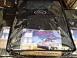 Авточехлы Ника на FORD FUSION 2002-12г з/сп закр тыл и сид.1/3 2/3;4подг;abag Nika, фото 2