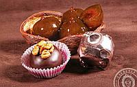Конфеты с инжиром и чёрным шоколадом. Лоуренс