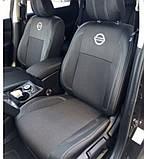Авточехлы Nissan Almera economy 2006-2012 Nika  нисан альмера, фото 5