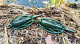 Рыболовная кормушка Метод  , вес 50 грамм, фото 4