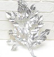 Листя троянди срібло латекс преміум