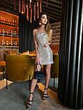 Платье женское с пайетками, фото 9